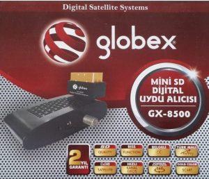 globex mini uydu alıcı